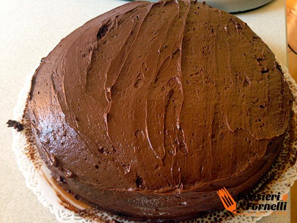 Torta tartufata al cioccolato