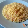 Carbonara baby - ricette per bambini