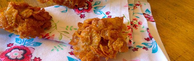 Biscotti ai corn flakes