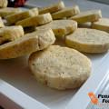 Biscotti sablè al parmigiano