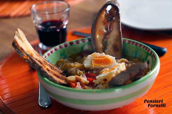 Zuppa di cipolle alla napoletana