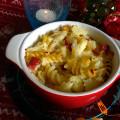 Ricetta Natalizia - Pasta e cavolo al forno