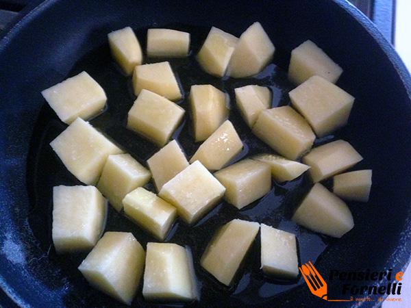 Ricetta natalizia - Patate sabbiose