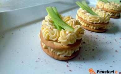 Crema pasticciera salata