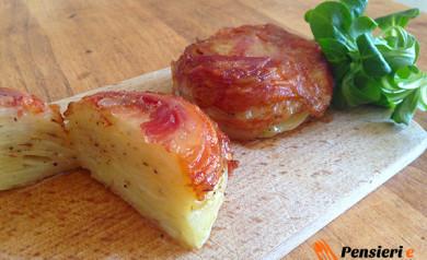 Lasagnetta di patate
