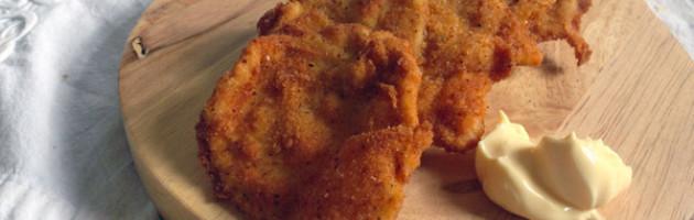 Chips di pollo