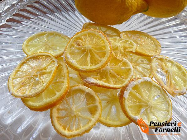Limoni essiccati