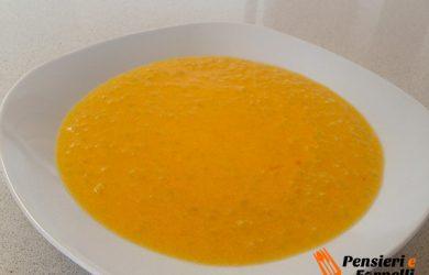 Pasta con crema di zucca e mozzarella - ricetta bimbi 12-18 mesi