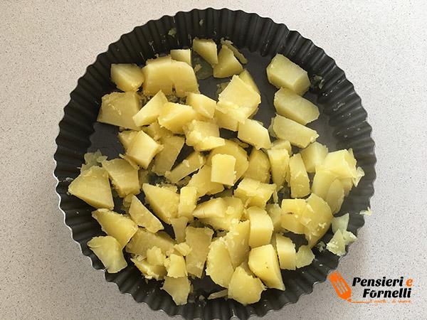pasta e patate alla campagnola