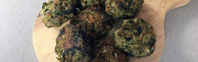 Polpette salsiccia e friarielli