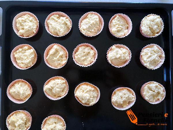 Muffin salati parmigiano e rosmarino