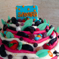 Torta cupcake - Cake design