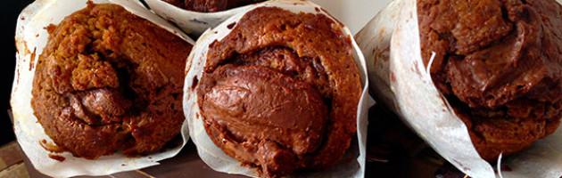 tortine a cono con base di torta 4/4