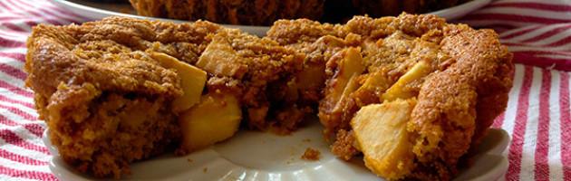 Tortine di mele - ricetta senza glutine