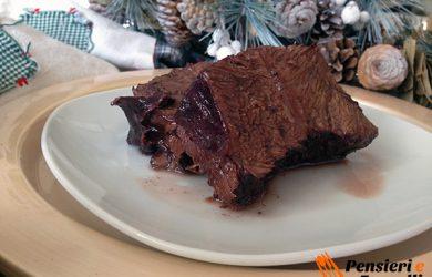 Ricette natalizie - Brasato al vino rosso