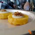 Ricetta natalizia - Finti vol au vent con salsa ai formaggi
