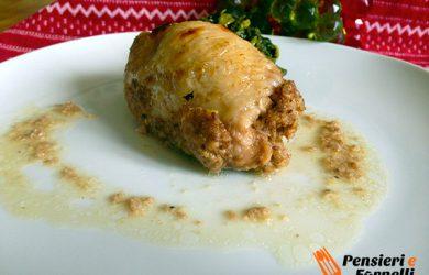 Ricetta natalizia - Rolle di pollo invernale
