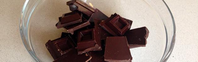 Il temperaggio del cioccolato