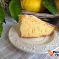 Ciambella morbida moulose al limone