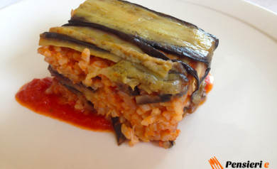 Parmigiana di riso
