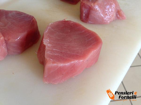 Come grigliare il tonno