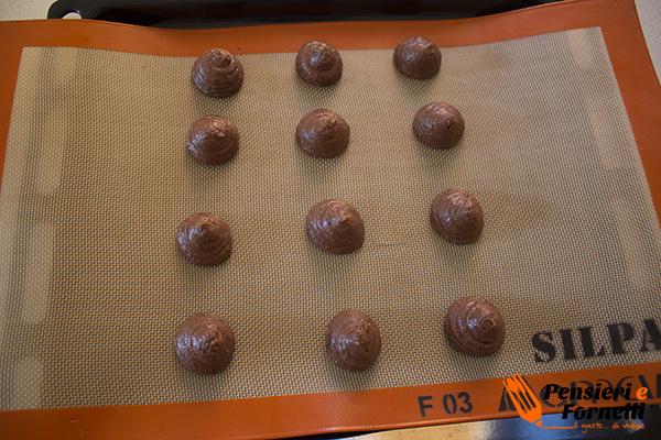 Bignè al cacao